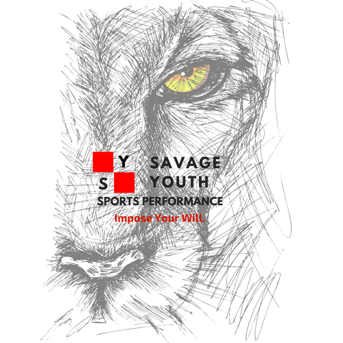 SAVAGE YOUTH SP TRANSPARENT LOGO